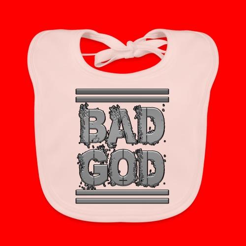 BadGod - Baby Organic Bib