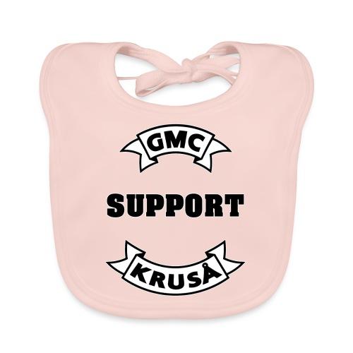 GMC SUPPORT - Hagesmække af økologisk bomuld