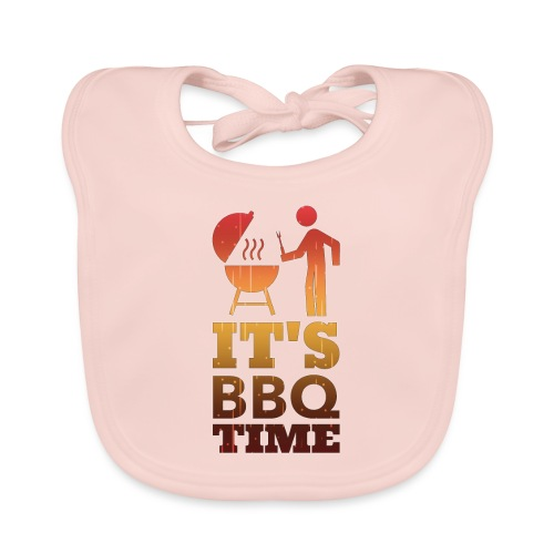 It's BBQ Time - Bio-slabbetje voor baby's
