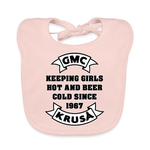GMC HOLDING GIRLS HOT - Hagesmække af økologisk bomuld