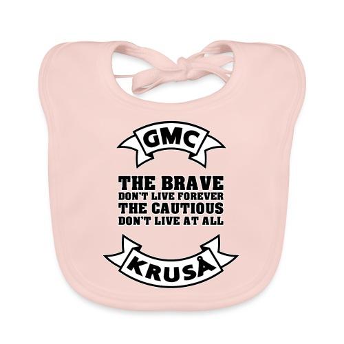 GMC THE BRAVE - Hagesmække af økologisk bomuld