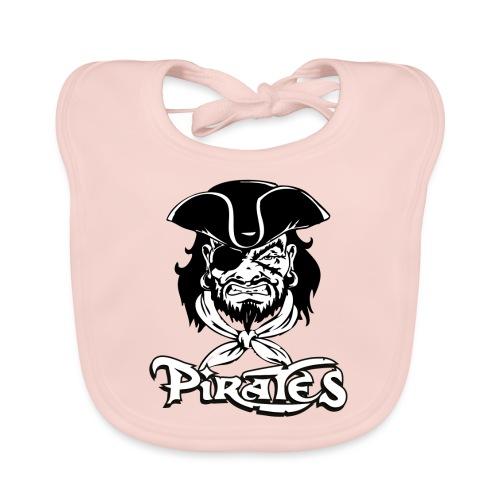logo pirates bianco e nero - Bavaglino