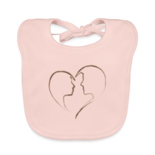 loving - Baby Bio-Lätzchen