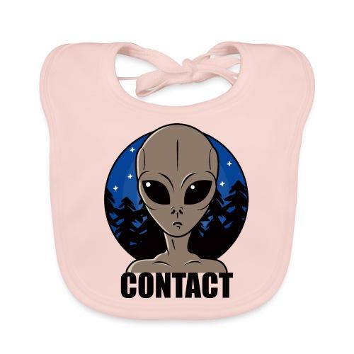 Contact Extraterrestre - Bavoir bio Bébé