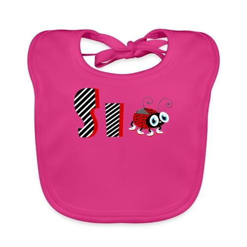 6nd Year Family Ladybug T-Shirts Gifts Daughter - Baby Bio-Lätzchen