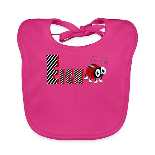 8nd Year Family Ladybug T-Shirts Gifts Daughter - Baby Bio-Lätzchen