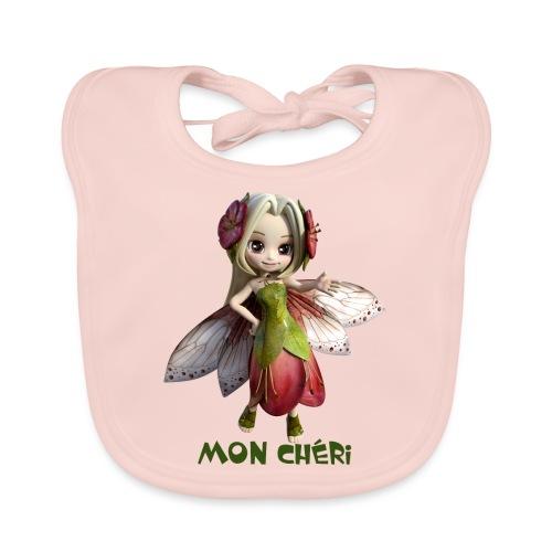 Mon Cheri 2 - Fairy - Baby Bio-Lätzchen
