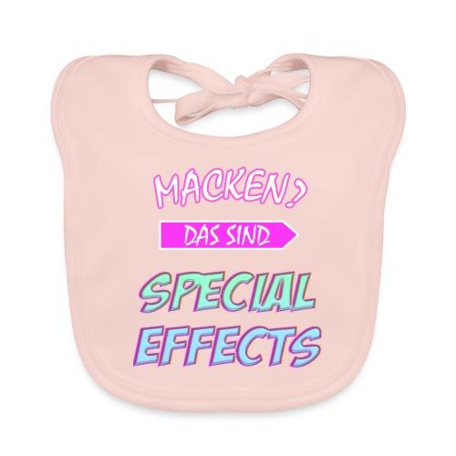 Macken? Das Sind Special Effects - Baby Bio-Lätzchen