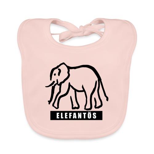 ELEFANTÖS - Baby Bio-Lätzchen