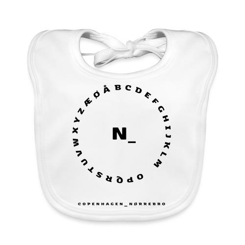 Nørrebro - Baby økologisk hagesmæk