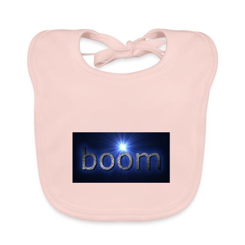 BOOOM - Ekologiczny śliniaczek