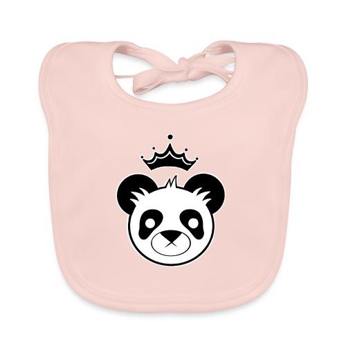 Panda Queen - Organic Baby Bibs