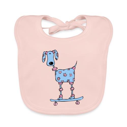 afbeelding skatehondokok - Bio-slabbetje voor baby's