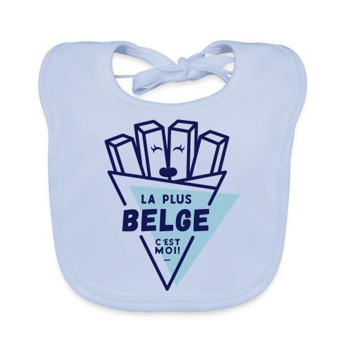 La+Belge - Bavoir bio Bébé