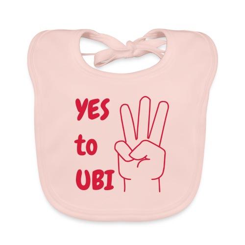 Yes to UBI - Baby Organic Bib