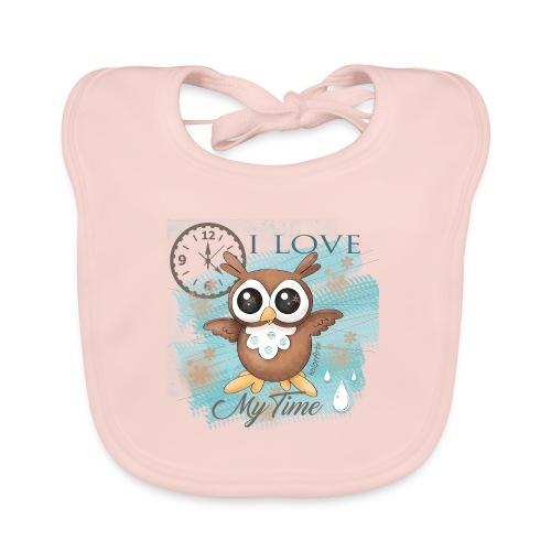 GUFO-E-TEMPO - Bavaglino ecologico per neonato