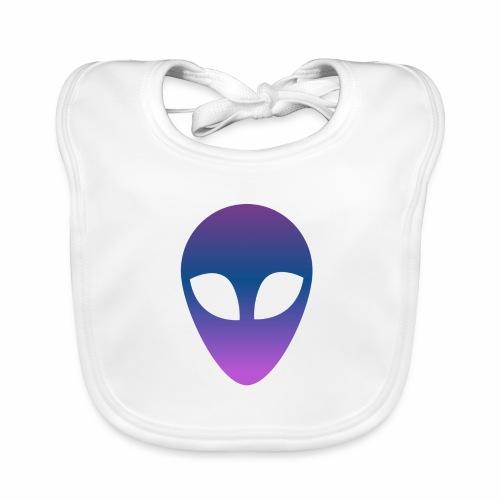 Aliens - Babero ecológico bebé