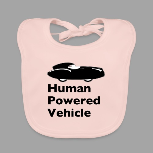 Quattrovelo Human Powered Vehicle black - Vauvan ruokalappu