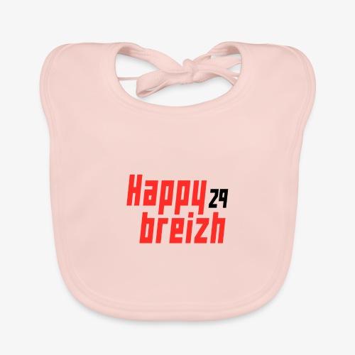 happy breizh 29 - Bavoir bio Bébé