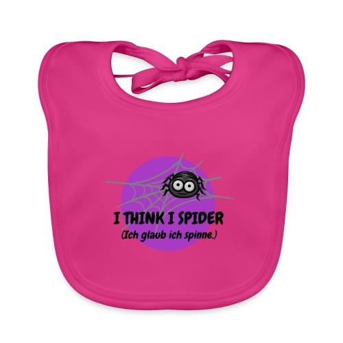I think I spider! - Baby Bio-Lätzchen