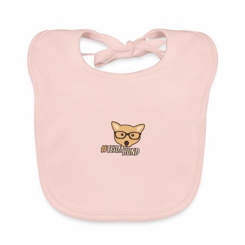 Team Hund | Hunde Design - Baby Bio-Lätzchen