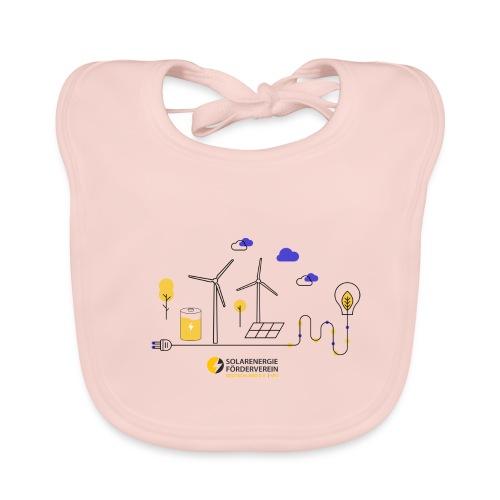 Erneuerbare Energien - Baby Bio-Lätzchen