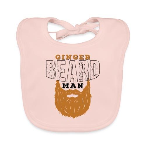 Beard Ginger Beard Man Redhead Gifts For Men - Baby Bio-Lätzchen