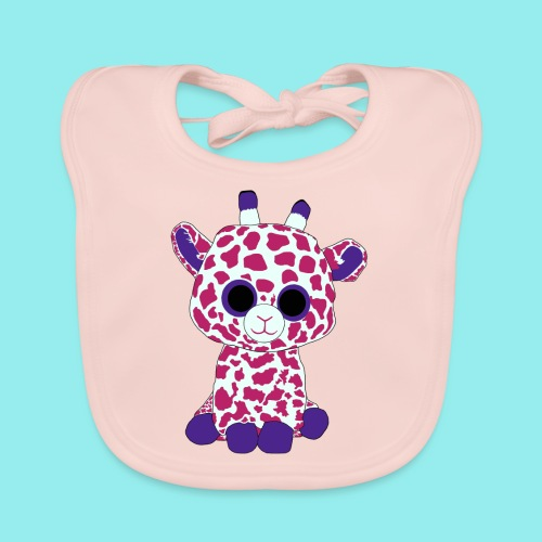 girafe - Bavoir bio Bébé
