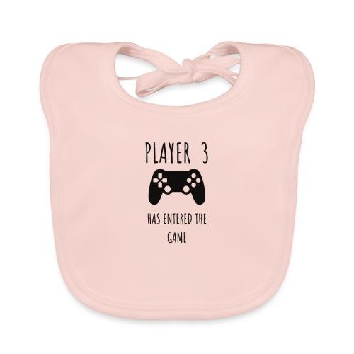 Player 3 - Organic Baby Bibs