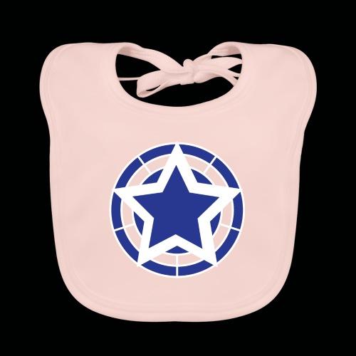 Stern Logo - Baby Bio-Lätzchen