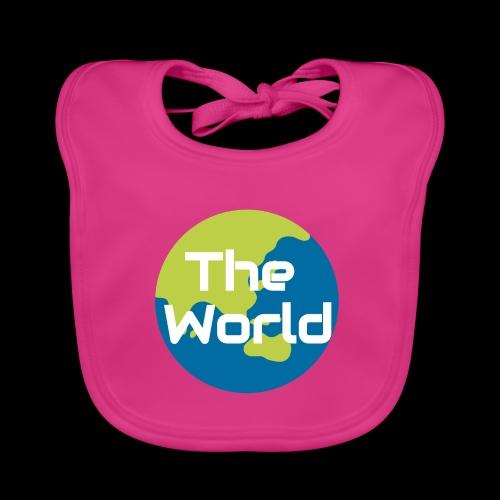 The World Earth - Baby økologisk hagesmæk