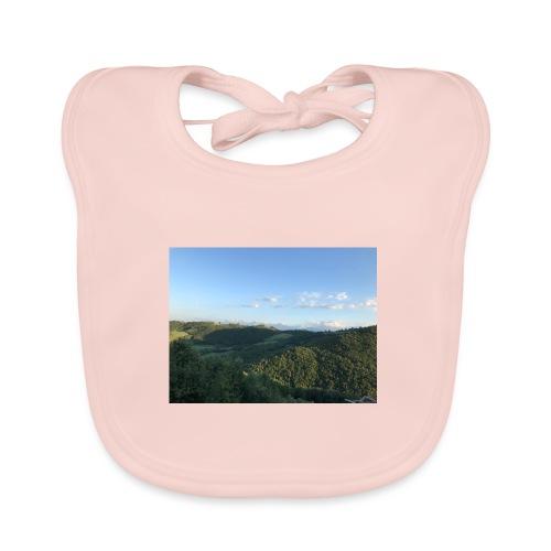 paesaggio - Bavaglino ecologico per neonato