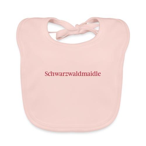 Schwarzwaldmaidle - T-Shirt - Baby Bio-Lätzchen