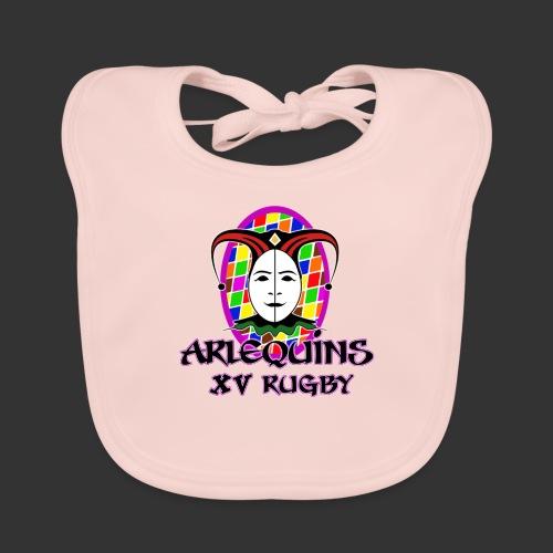 Arlequins Beauvais - Bavoir bio Bébé