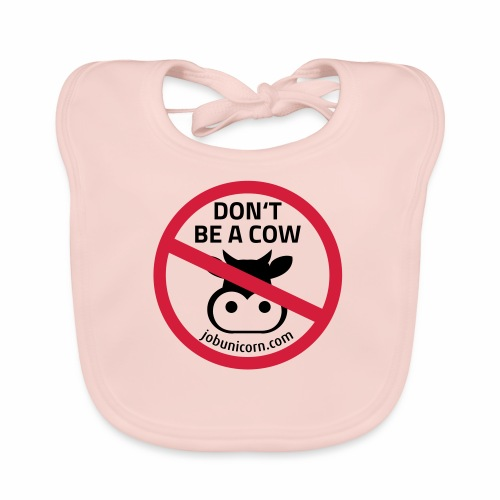 Don't be a Cow - Baby Bio-Lätzchen