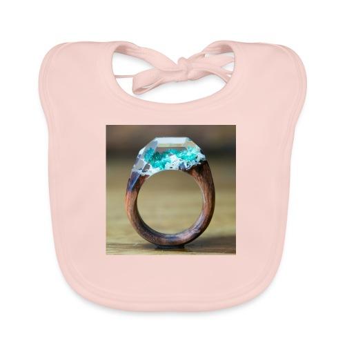 schöner Ring - Baby Bio-Lätzchen