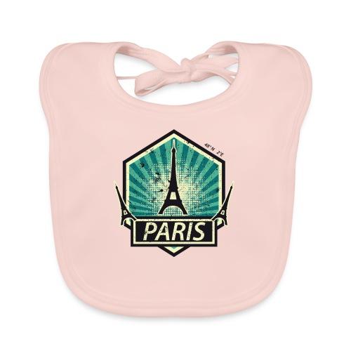 PARIS, FRANCE - Organic Baby Bibs