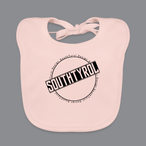 SouthTyrol Kreisform - Baby Bio-Lätzchen