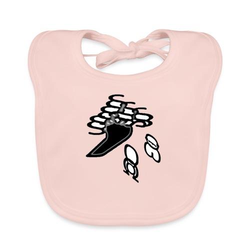 ohn and nhog - Babero de algodón orgánico para bebés