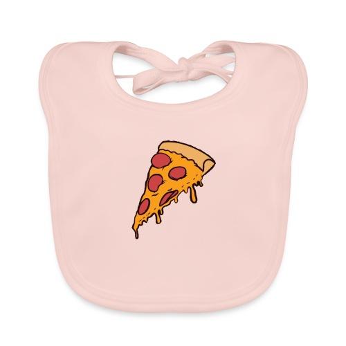 Pizza - Babero ecológico bebé