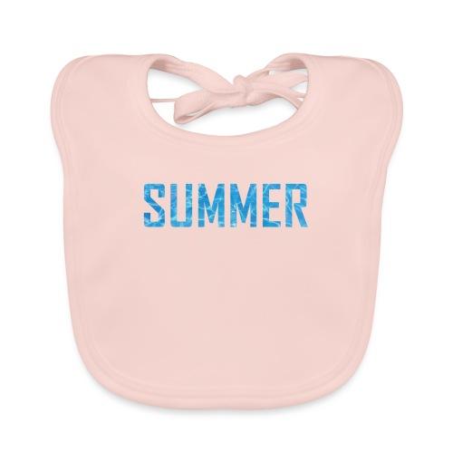 summer - Baby Organic Bib