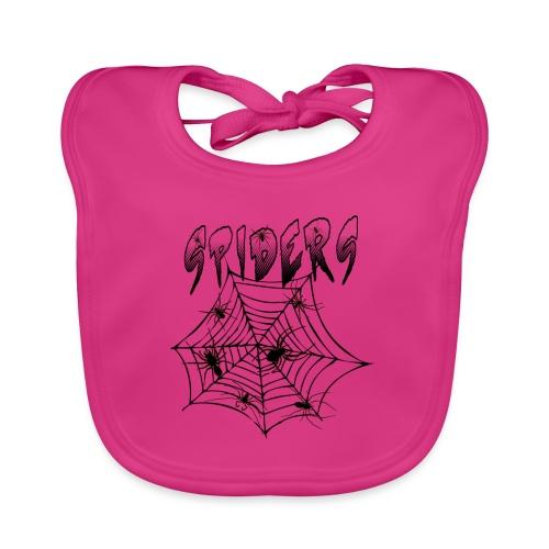 Spiders - Vauvan ruokalappu