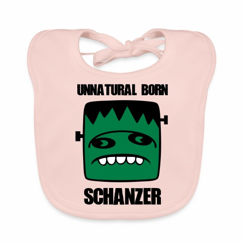 Fonster unnatural born Schanzer - Baby Bio-Lätzchen