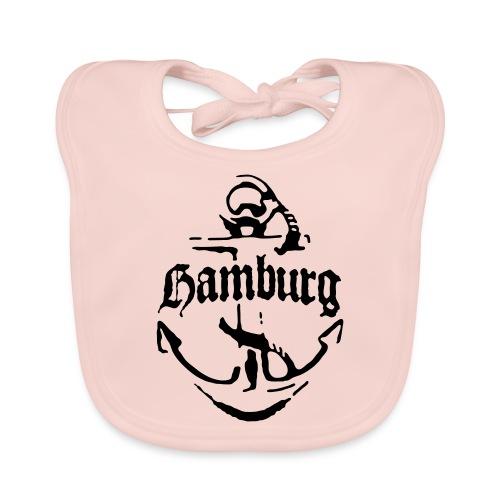 Hamburg Anker - Baby Bio-Lätzchen
