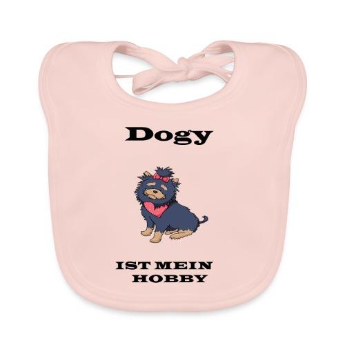 Hund - Baby Bio-Lätzchen