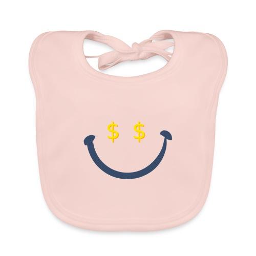 dollarowy uśmiech - Ekologiczny śliniaczek