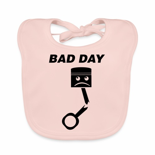 Bad Day - Baby Bio-Lätzchen