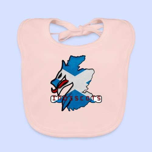 IndiScots logo - Baby Organic Bib