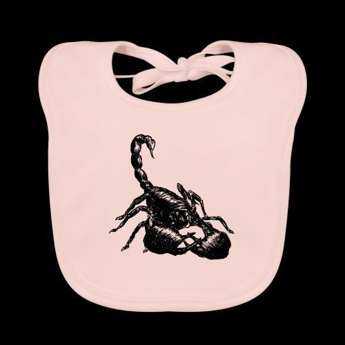 Nether Scorpion - Bavaglino ecologico per neonato
