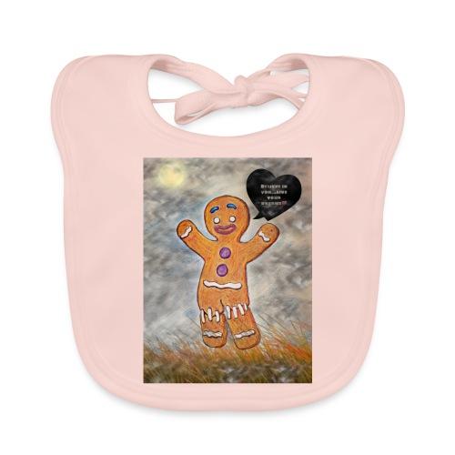 Petit biscuit pour veiller sur vos enfants ☺ - Bavoir bio Bébé